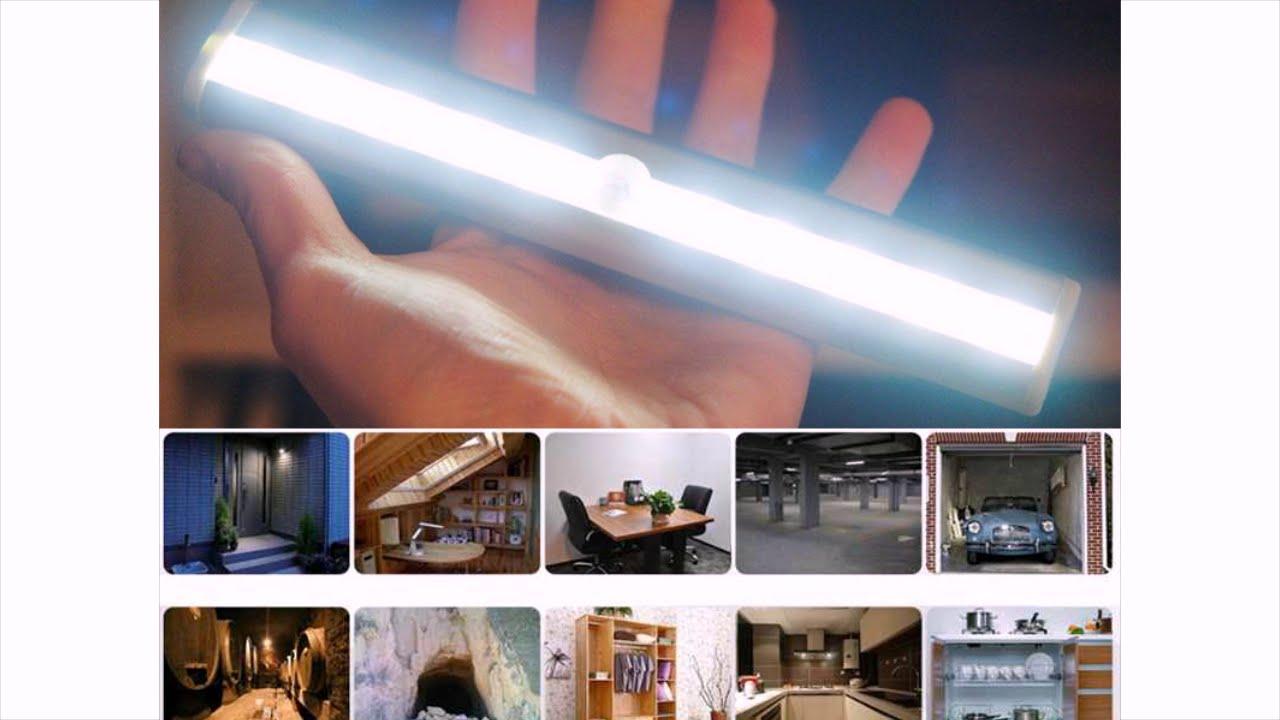 Преимущества подсветки без наличия проводов
